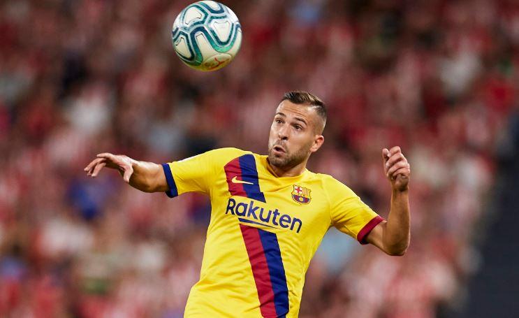 【西甲】合乐运营:阿尔巴表示一直都愿意接受降薪,梅西的离开与他无关!